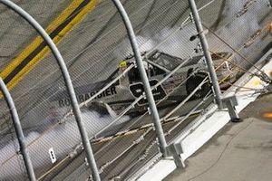 Race winner Ben Rhodes, ThorSport Racing, Toyota Tundra Bombardier LearJet 75