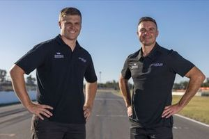 Brodie Kostecki and David Russell, Erebus Motorsport