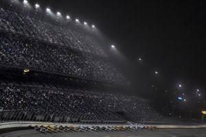 Renn-Action auf dem Daytona International Speedway