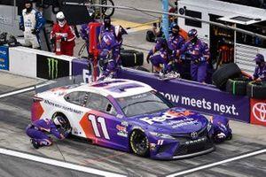 Denny Hamlin, Joe Gibbs Racing, Toyota Camry FedEx