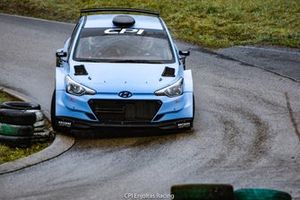 Gilles Panizzi, Hyundai i20 R5