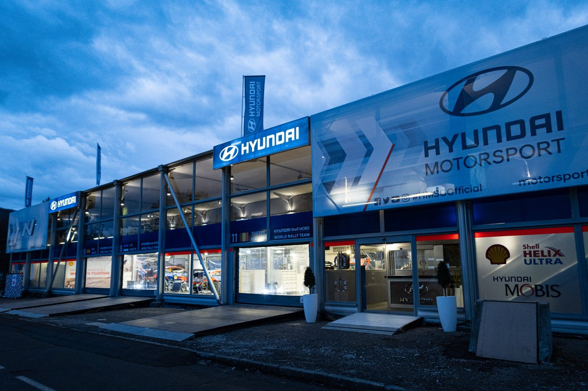 Hyundai Motorsport Team