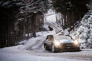 Gus Greensmith, Elliott Edmondson, Ford Fiesta WRC
