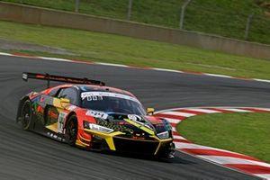 #44 Audi Sport Team Car Collection Audi R8 LMS GT3: Mattia Drudi, Patric Niederhauser, Christopher Haase