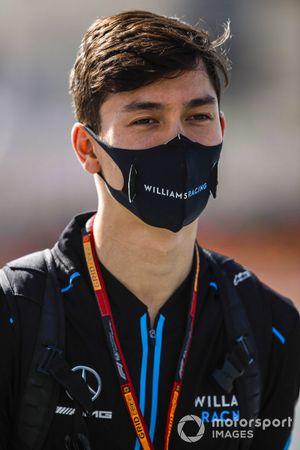 Jack Aitken, Williams Racing yedek pilotu