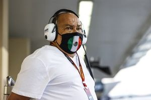 Antonio Pérez Garibay, father of Sergio Perez, Racing Point