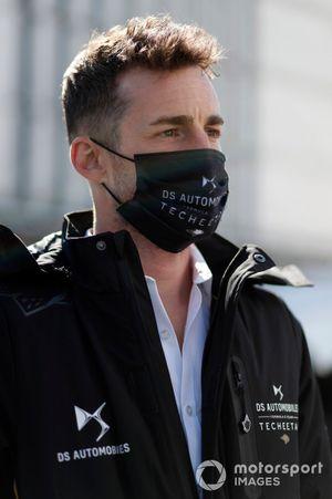 James Rossiter, pilote de réserve de DS Techeetah
