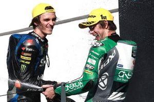 Luca Marini, Sky Racing Team VR46 Remy Gardner, SAG Racing Team