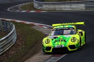 #911 Manthey Racing Porsche 911 GT3 R: Kevin Estre, Lars Kern