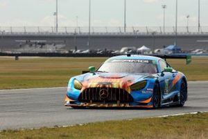 #75 Sun Energy 1 Mercedes-AMG GT3, GTD: Kenny Habul, Mikael Grenier, Raffaele Marciello, Luca Stolz