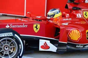 Pedro de la Rosa, Ferrari F14T
