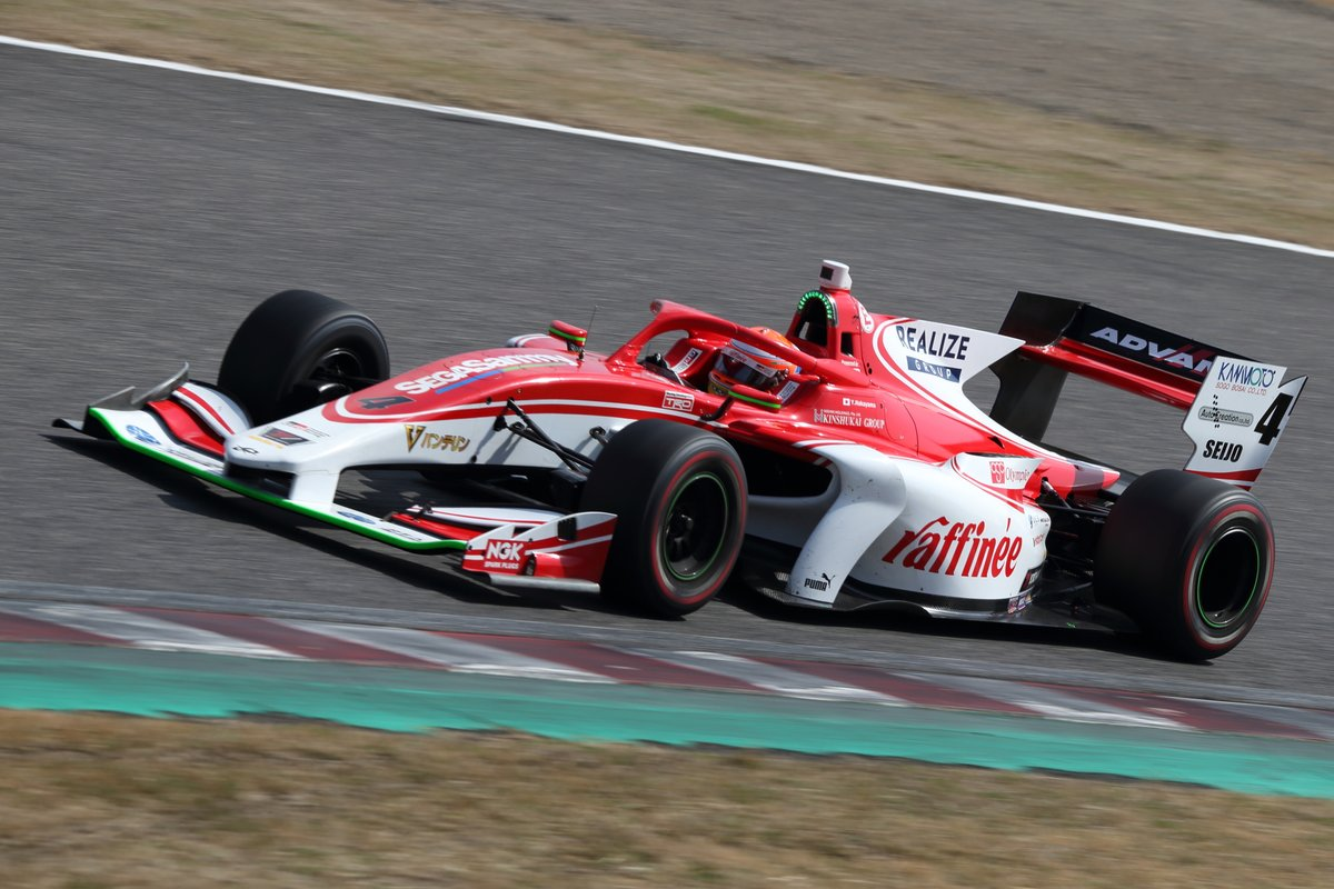 Yuichi Nakayama(KONDO RACING)