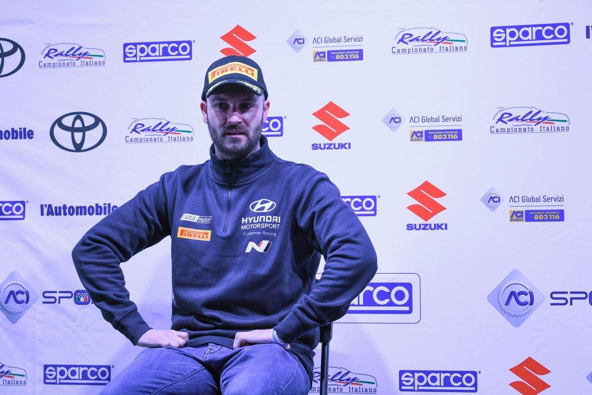 Andrea Crugnola, Hyundai Rally Team Italia