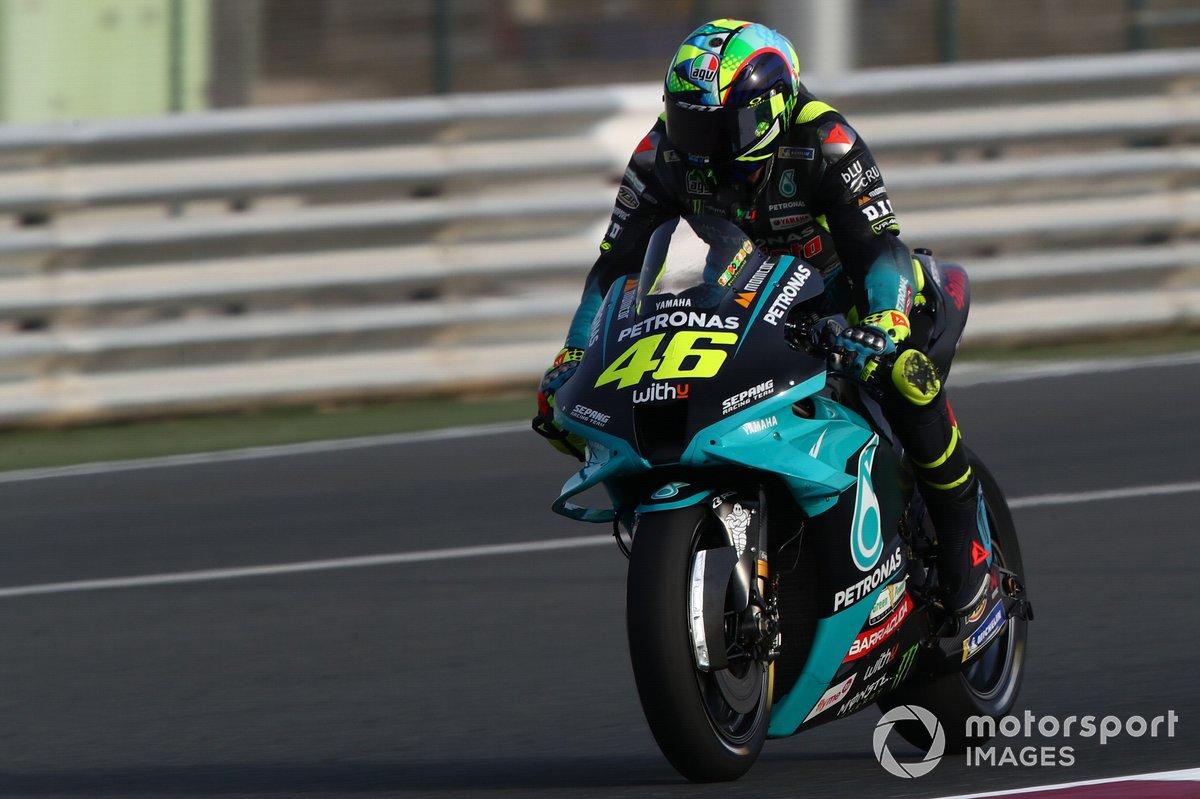 11º Valentino Rossi, Petronas Yamaha SRT - 1:53.993