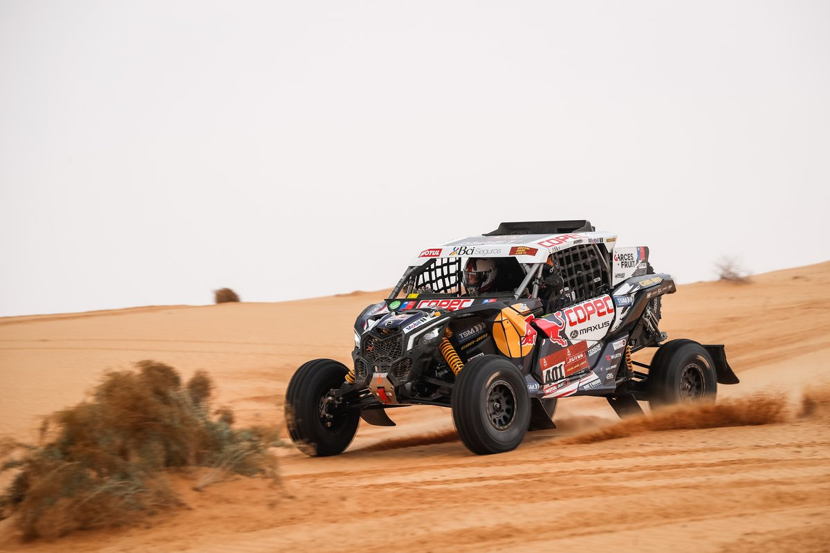 #401 South Racing Can-Am: Contardo Francisco Lopez, Juan Pablo Latrach Vinagre