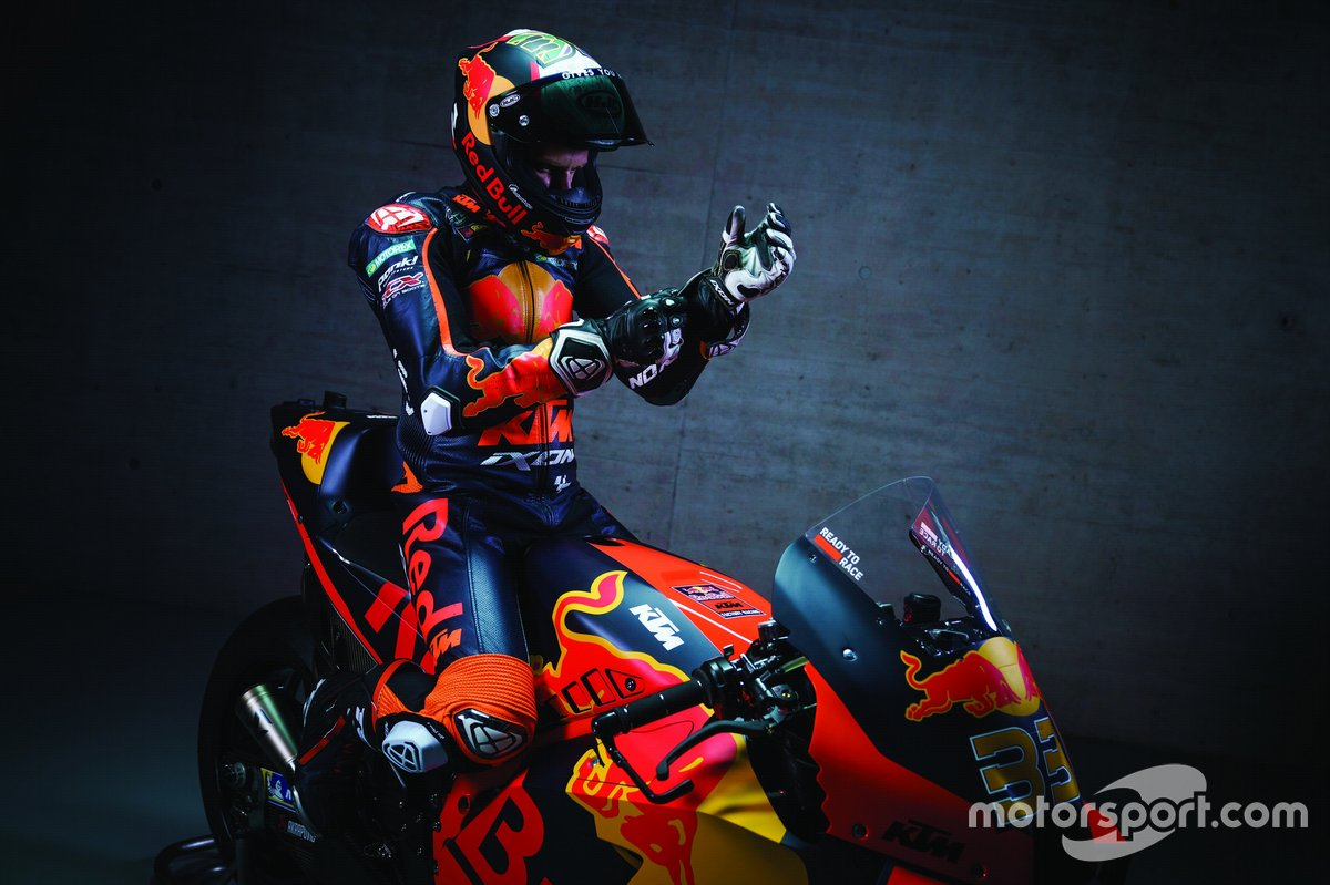 Brad Binder, Red Bull KTM Factory Racing