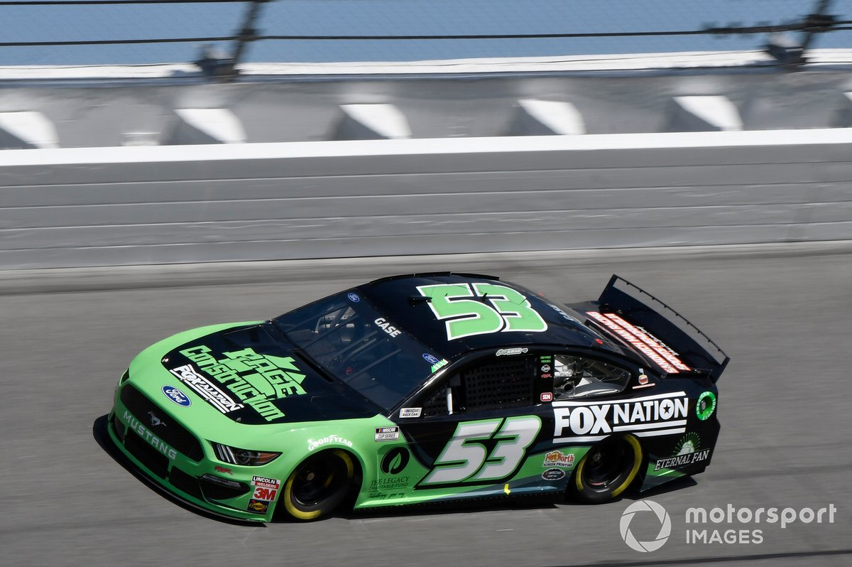 28. Joey Gase, Rick Ware Racing, Ford Mustang