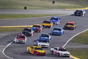 Joey Logano, Team Penske, Ford Mustang Shell Pennzoil Ryan Newman, Roush Fenway Racing, Ford Mustang Guaranteed Rate Matt DiBenedetto, Wood Brothers Racing, Ford Mustang Motorcraft/Quick Lane Chris Buescher, Roush Fenway Racing, Ford Mustang Fastenal