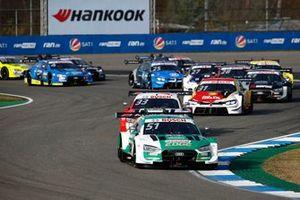 Nico Müller, Audi Sport Team Abt Sportsline, Audi RS 5 DTM leads