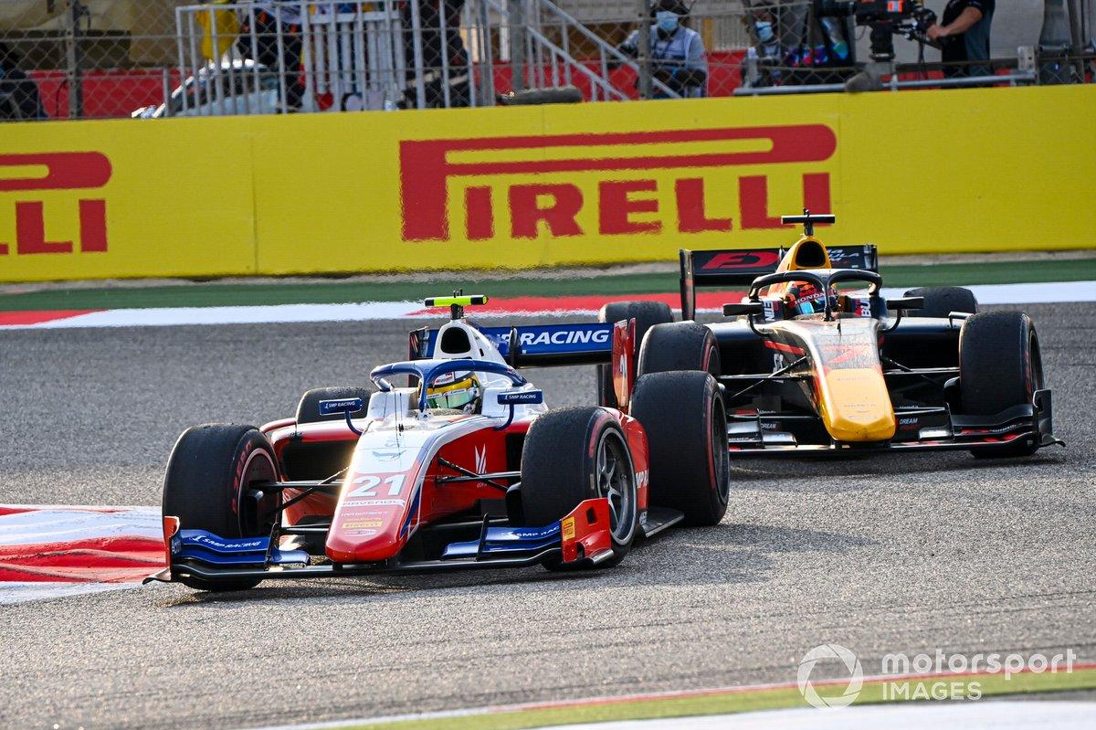Robert Shwartzman, Prema Racing e Yuki Tsunoda, Carlin