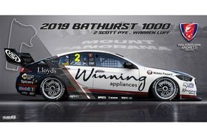 Walkinshaw Andretti United Bathurst livery