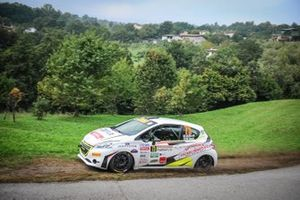 STRAFFI CAMPIONE PEUGEOT COMPETITION 208 RALLY CUP PRO