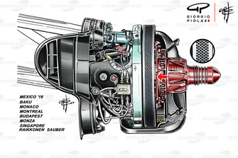 Тормоза Ferrari SF90