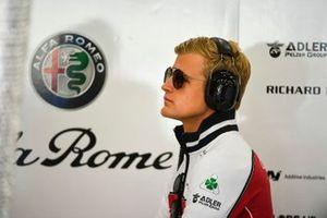 Marcus Ericsson, Alfa Romeo Racing