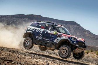 Якуб Пшигоньский и Тимо Готтшальк, X-raid JCW Team, Mini JCW Rally (№303)
