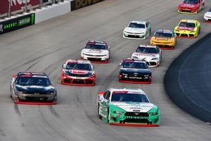 Остин Синдрик, Team Penske, Ford Mustang и Тайлер Реддик, Richard Childress Racing, Chevrolet Camaro