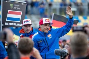 Glenn Coldenhoff, Standing Construct KTM, Calvin Vlaanderen Team HRC