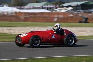 Goodwood Trophy Van der Lof Ferrari