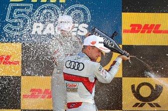 Podyum: Nico Müller, Audi Sport Team Abt Sportsline