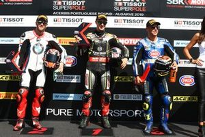 Tom Sykes, BMW Motorrad WorldSBK Team, Jonathan Rea, Kawasaki Racing Team, Sandro Cortese, GRT Yamaha WorldSBK