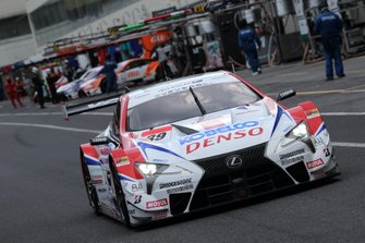 #39 Lexus Team Sard Lexus LC500: Heikki Kovalainen, Yuichi Nakayama