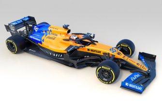 Ливрея McLaren MCL34