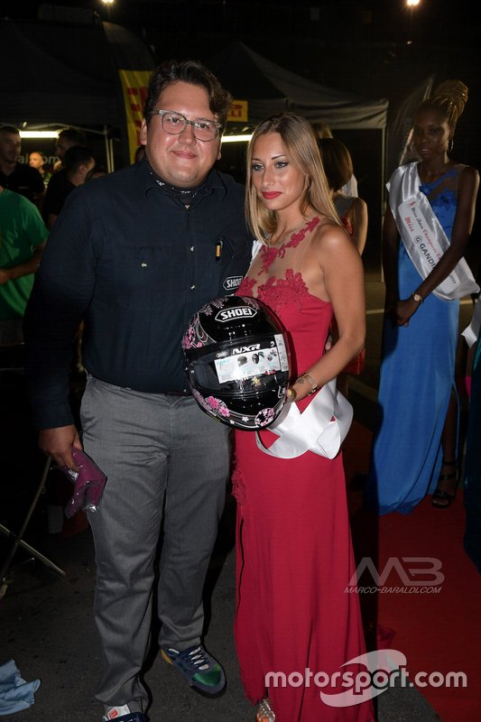 Miss Race 2019, Alessia Dones