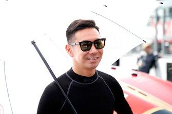 #00 Mercedes-AMG Team Goodsmile Mercedes-AMG GT3: Kamui Kobayashi