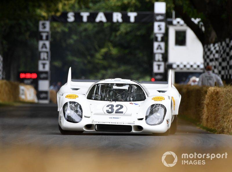 Дирк Садловски, Porsche 917