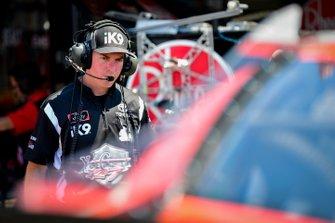Ben Beshore, Kyle Busch, Joe Gibbs Racing, Toyota Supra iK9