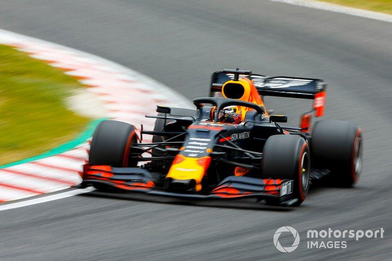 5. Макс Ферстаппен, Red Bull Racing RB15, 1:27.851