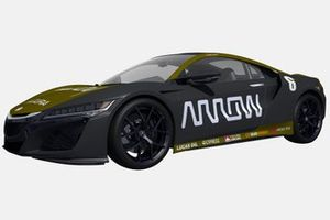 Honda NSX for Robert Wickens