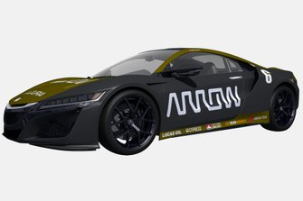 Honda NSX per Robert Wickens