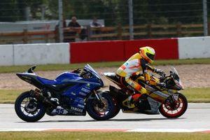 Galang Hendra Pratama, Yamaha Jan-Ole Jahnig, KTM