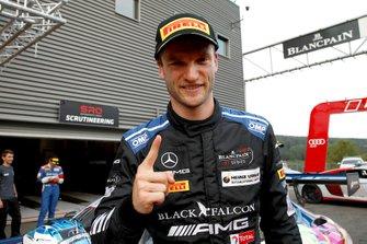 Pole sitter #4 Mercedes-AMG Team Black Falcon Mercedes-AMG GT3: Maro Engel