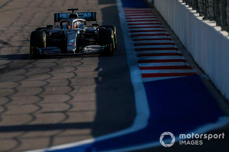 2º: Lewis Hamilton, Mercedes AMG F1 W10