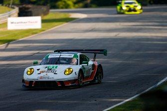 #91 Wright Motorsports Porsche 911 GT3 R, GTD: Anthony Imperato, Matt Campbell