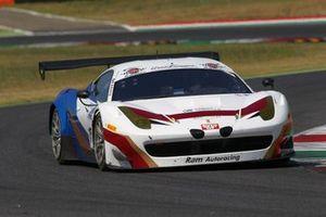 #158 Ferrari 458 GT3-GT Light, Iron Linx: Lippi-Sernagiotto