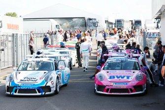 Roar Lindland, pierre martinet by ALMERAS, Julien Andlauer, BWT Lechner Racing