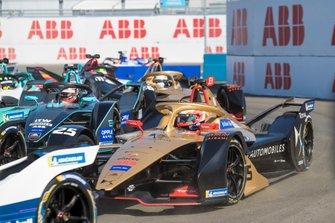 Jean-Eric Vergne, DS TECHEETAH, DS E-Tense FE19 Gary Paffett, HWA Racelab, VFE-05, Andre Lotterer, DS TECHEETAH, DS E-Tense FE19